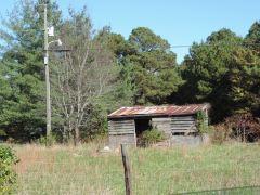 Barn or run-in